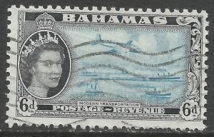 BAHAMAS 165 VFU Z974