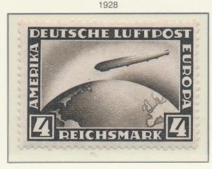 Germany Stamp Scott #C37, Mint Never Hinged - Free U.S. Shipping, Free Worldw...
