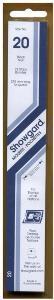 Showgard USA Mini Stamp Mount Strips Size 20/215 BLACK MNT-SH-20-B