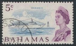 Bahamas  SG 299 SC# 256 Used  Decimal Currency 1967