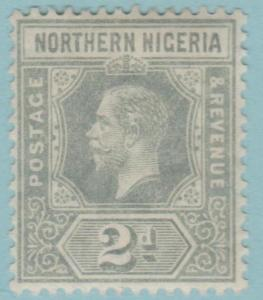Northern Nigeria 42 Mint Hinged OG * - No Faults! Very Fine