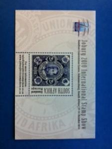 South Africa Joburg 2010 International Stamp Show Philatelic