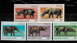 Congo 1994 Elephant Evolution MNG