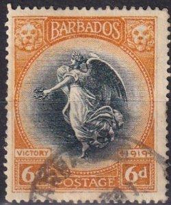 Barbados #147  Used CV $27.50 (Z2460)