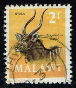 Malawi #149 Nyala; Used (0.25)