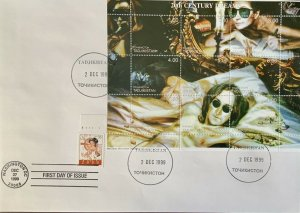 HNLP Hideaki Nakano 2369 Y2K John Lennon Yoko Ono Nude 20 Century