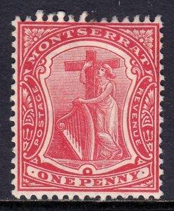 Montserrat - Scott #32 - MH - SCV $1.75