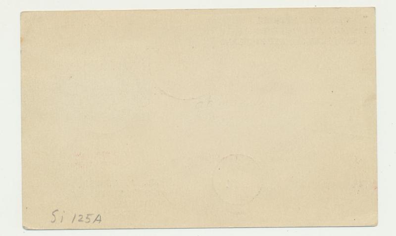 BRAZIL -GERMANY 1931 ZEPPELIN, 1st SOUTH AMERICAN FLIGHT, Si#125a Sc#C26
