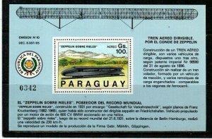 Paraguay Scott C793 Mint NH