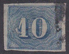 Brazil Sc #37 Used