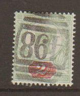 Great Britain #113 used