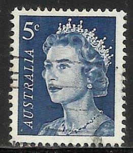 Australia 1967 Scott# 399 Used