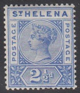 St. Helena 44 MVLH CV $18.00