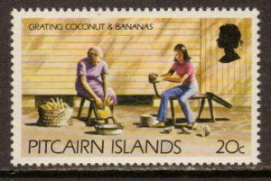 Pitcairn Isl. #169  MH  (1977)  c.v. $0.35