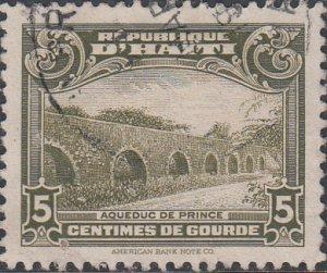 Haiti #327 Used
