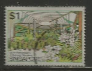 Singapore   #335  Used  (1979)  c.v. $1.80