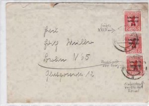 Germany Soviet Zone 1948 Berlin  letter stamps cover  R20750