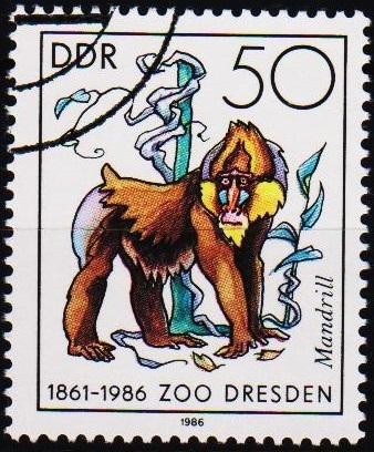 Germany(DDR). 1986 50pf S.G.E2731 Fine Used