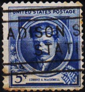 USA. 1940 5c S.G.879 Fine Used