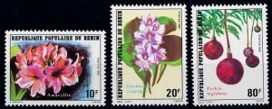 [67455] Benin 1981 Flora Flowers Blumen  MNH