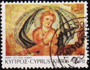 Cyprus. 1989 4-0c S.G.767 Fine Used