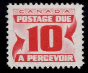 Canada Scott J27 MH* Postage Due