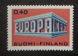 Finland 483. 1969 Europa, NH