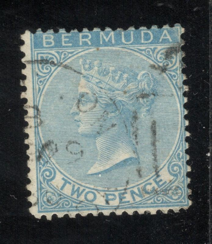 Bermuda #2 Blue - Partial Date Cancel