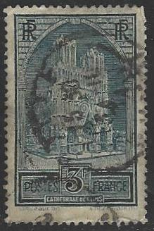 France #247A Used (U11)