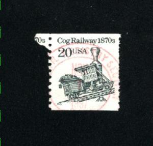 USA #2463  1 used 1990-95 PD .08