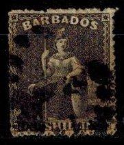 Barbados 21 average  used