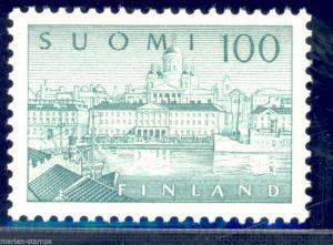 FINLAND SCOTT#357  MINT HINGED