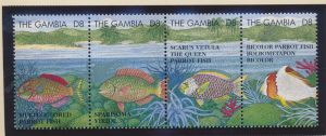Gambia Stamp Scott #1622, Mint Never Hinged - Free U.S. Shipping, Free Worldw...