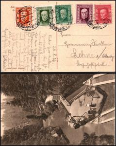 Goldpath: Czechoslovakia postcard 1926   _CV22_P14