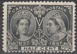 Canada #50 MNH  CV $300.00  (S6595)