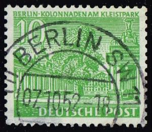 Germany #9N47 Cloisters at Kleist Park; Used (0.35)