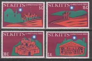 St Kitts #45-8 MNH F-VF (SU1162)