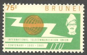 BRUNEI SCOTT 117