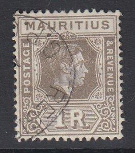 MAURITIUS, Scott 219, used