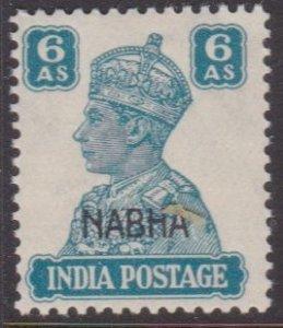 India: Nabha #110 MH