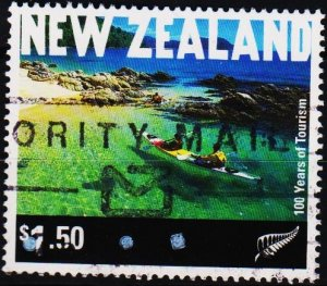 New Zealand. 2001 $1.50 S.G.2429 Fine Used