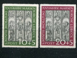 Germany #B316-17  Mint VF NH- Lakeshore Philatelics