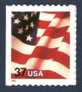 3635 (CF1) Postal Counterfeit Flag Single Mint/nh Free Shipping