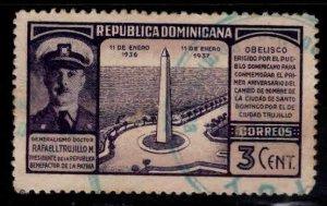 Dominican Republic Scott 324 Used stamp
