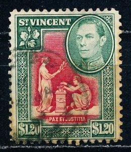 St Vincent #167 Single Used