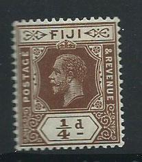 Fiji  GV  SG 125  MLH