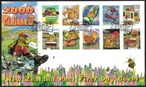 New Zealand First Day Cover [7795]
