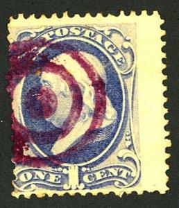 U.S. #156 USED
