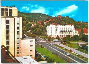 72936 -  ROMANIA - Postal History - postal stationery card - ARCHITECTURE   1969