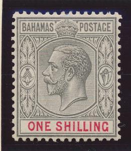 Bahamas Stamp Scott #80, Mint Hinged - Free U.S. Shipping, Free Worldwide Shi...